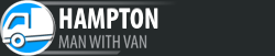 Man with Van Hampton